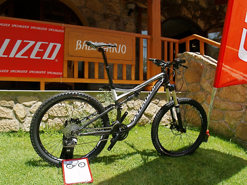 Specialized Stumpjumper FSR Comp Evo