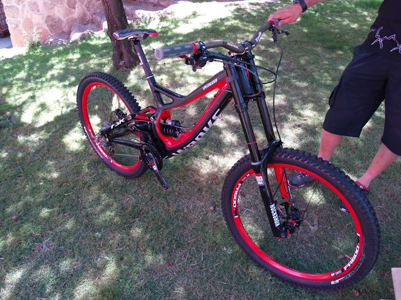 Specialized S-Works Demo 8 FSR Carbon
