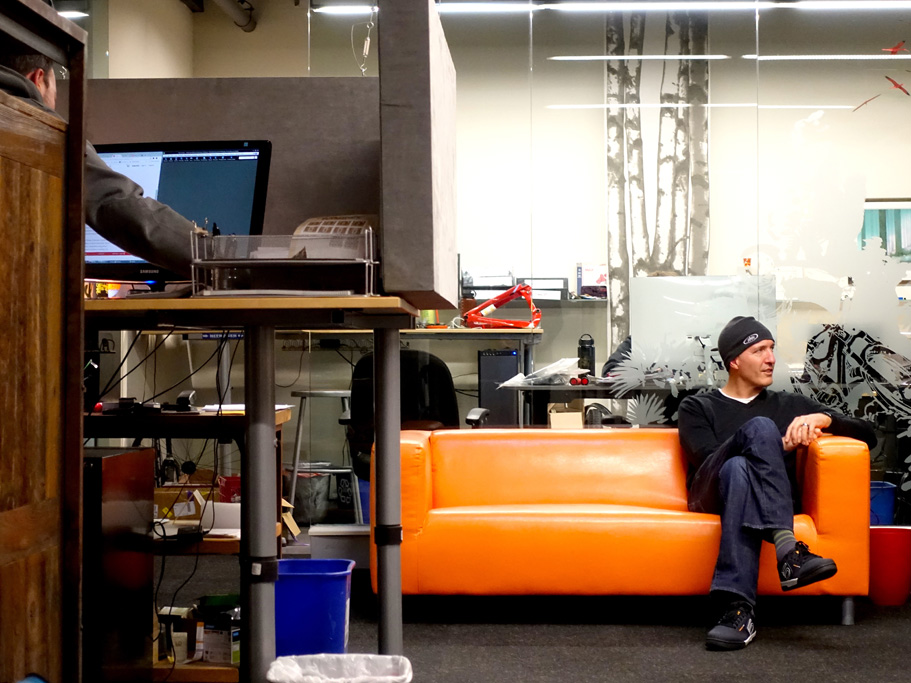 Visitamos Ibis Cycles