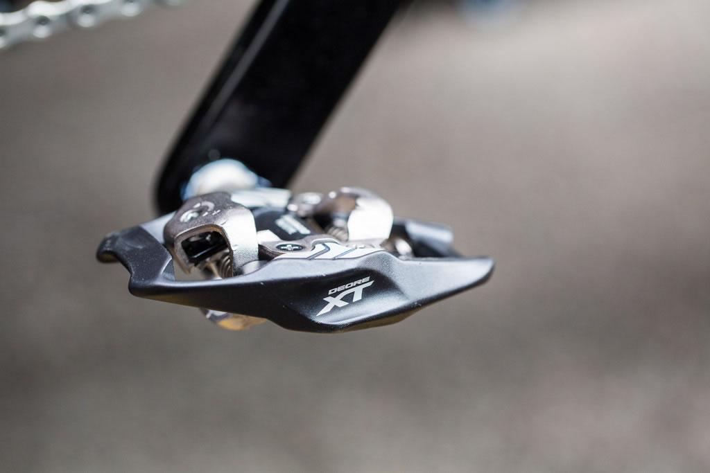 pedales automáticos
