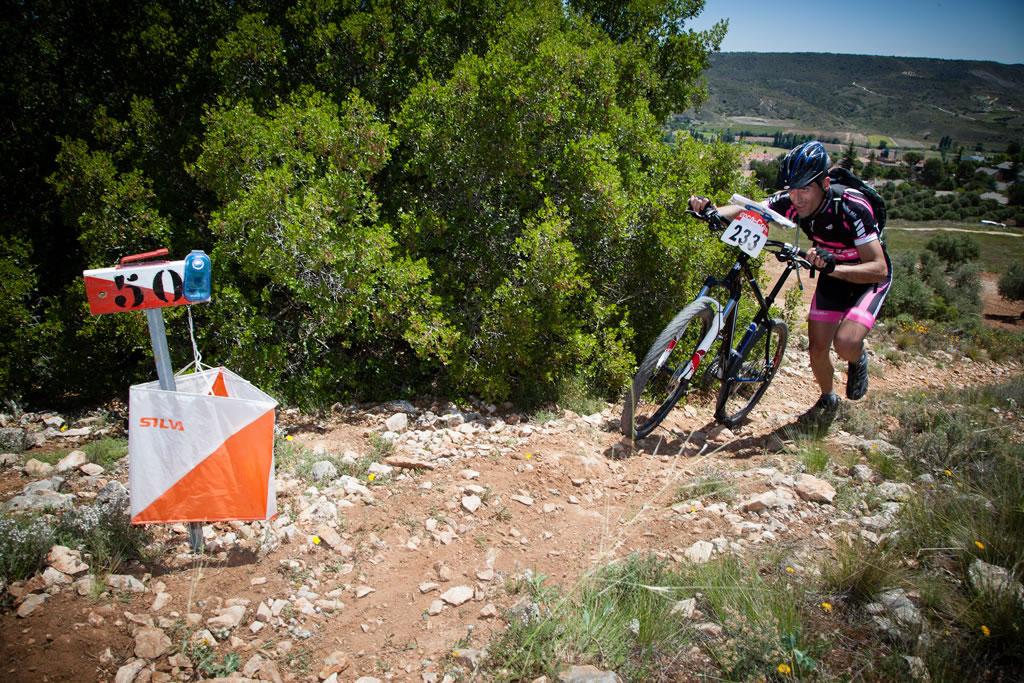 Carreras de orientación en MTB: piensa y pedalea