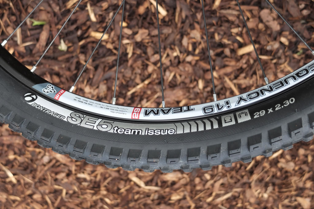 Bontrager SE5 Team Issue