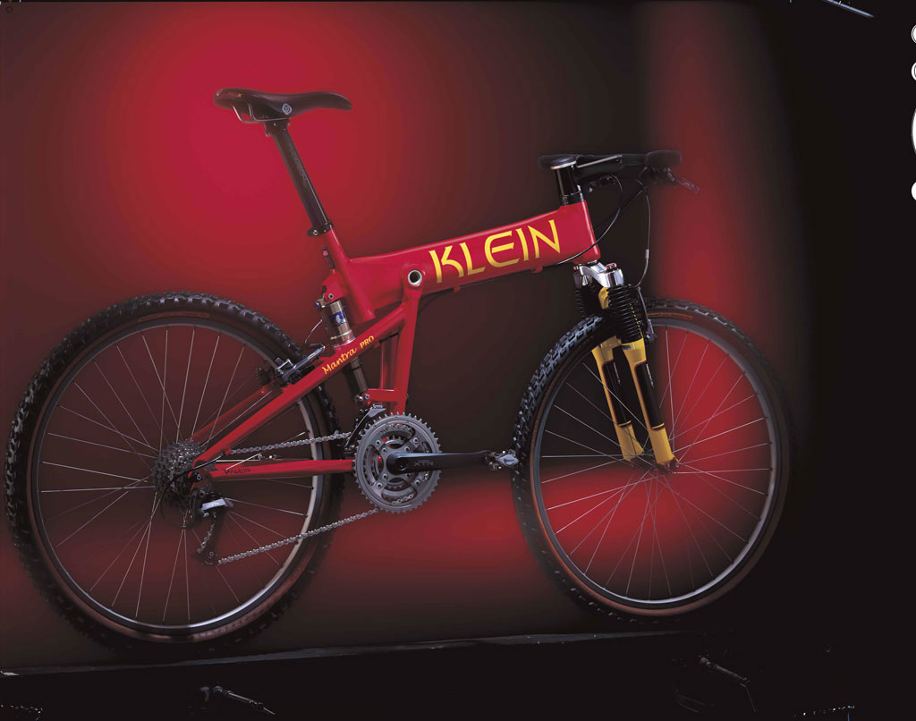 Kelin Mantra un prototipo que llegó a ser realidad en manos de un par de centenares de afortunados bikers.