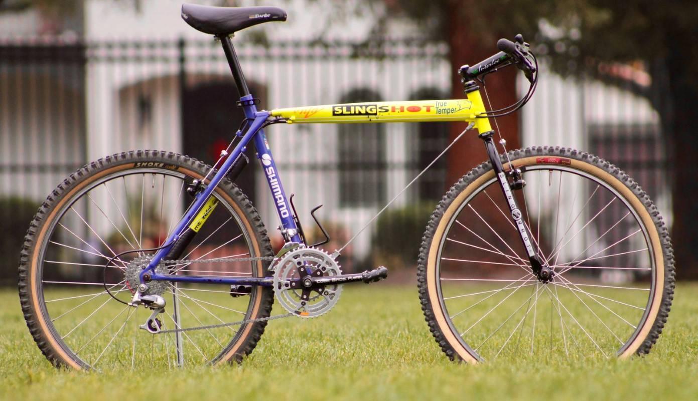 Bicis Míticas: Slingshot 1990
