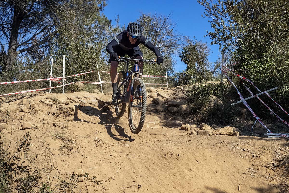 Primeras pedaladas: BMC Fourstroke 01