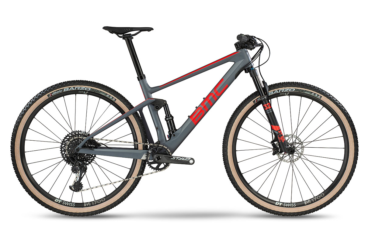 BMC Fourstroke 01 THREE