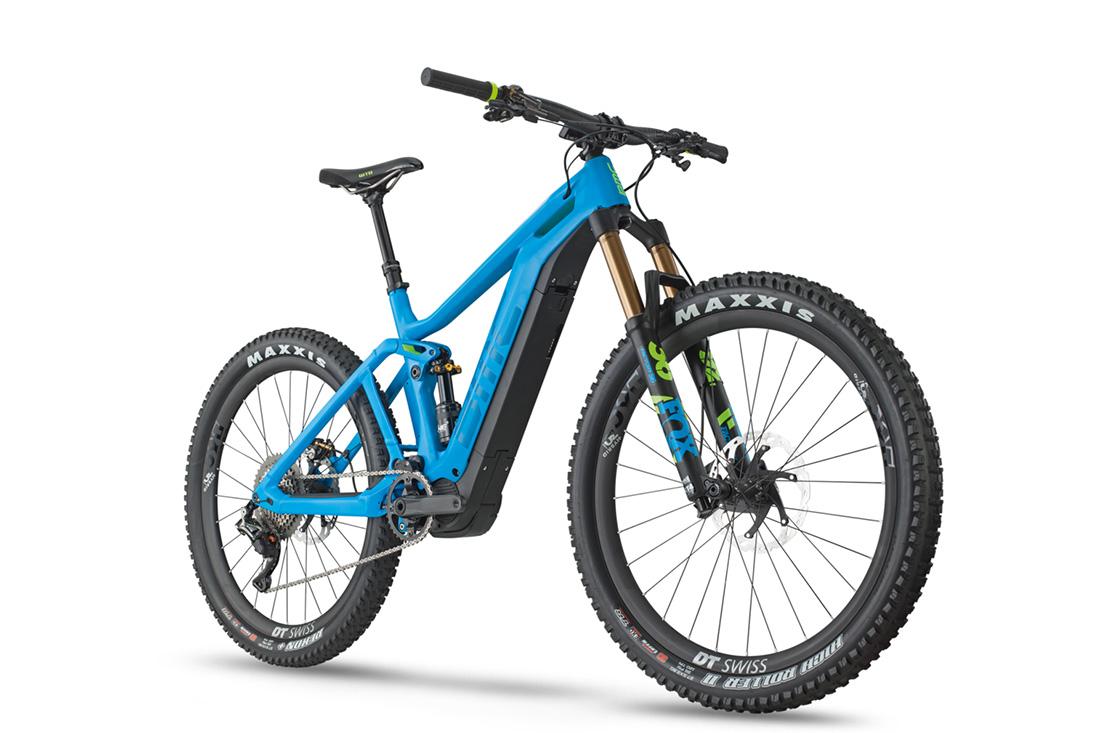 BMC Trailfox AMP LTD una e-bike All Mountain