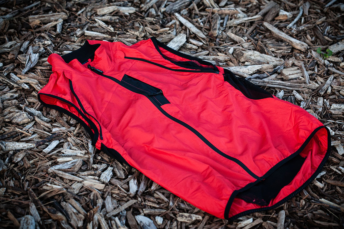 Bontrager Race Convertible Windshell chaleco