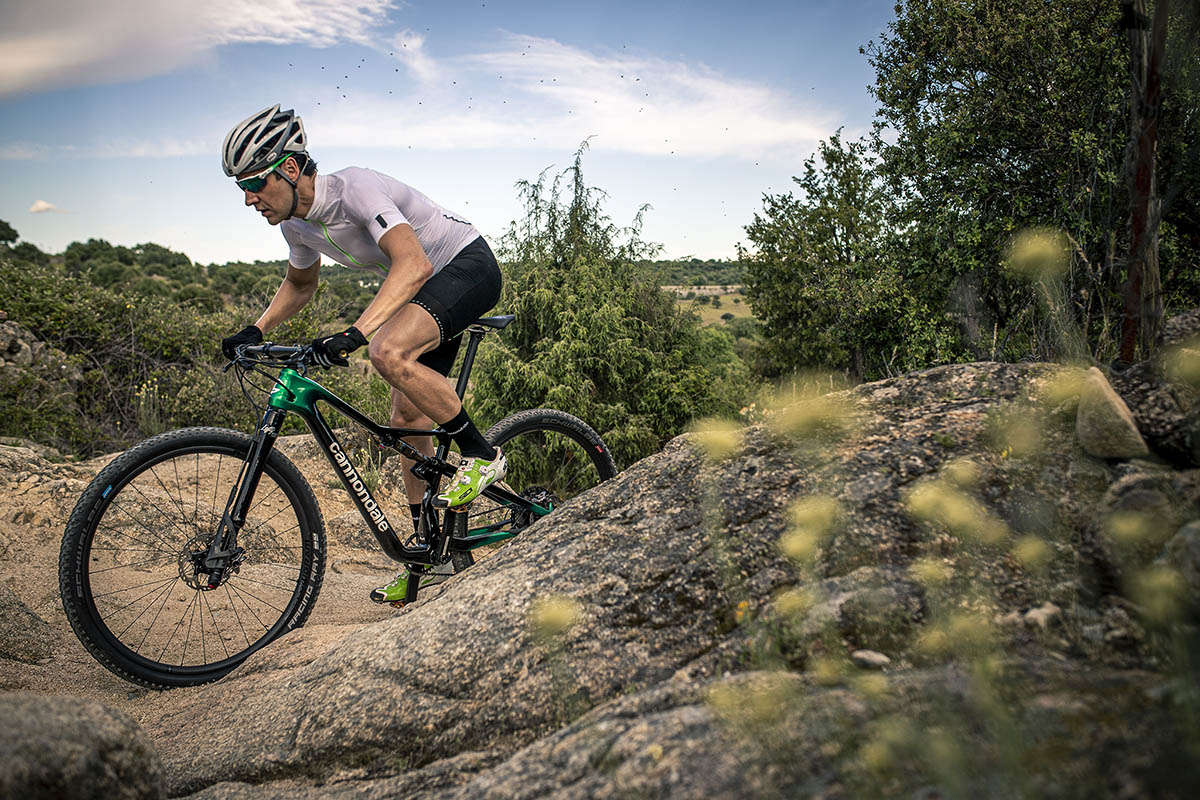 Primeras pedaladas: Cannondale Scalpel 2021