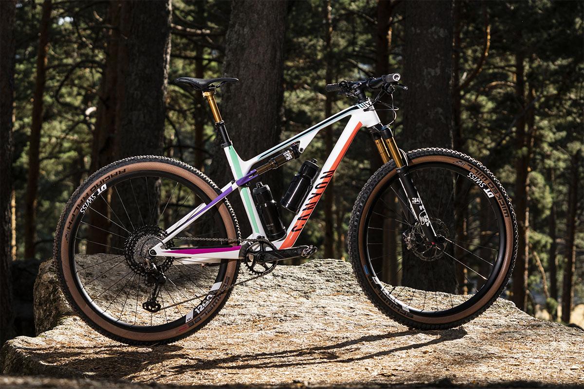"""Primeras Pedaladas: nueva Canyon Lux Trail, potenciando el """"Downcountry"""""""