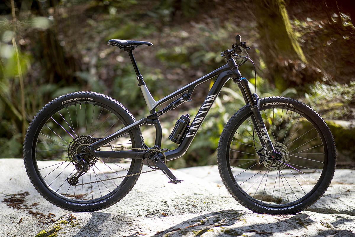 Primeras pedaladas: nueva Canyon Neuron AL 2020
