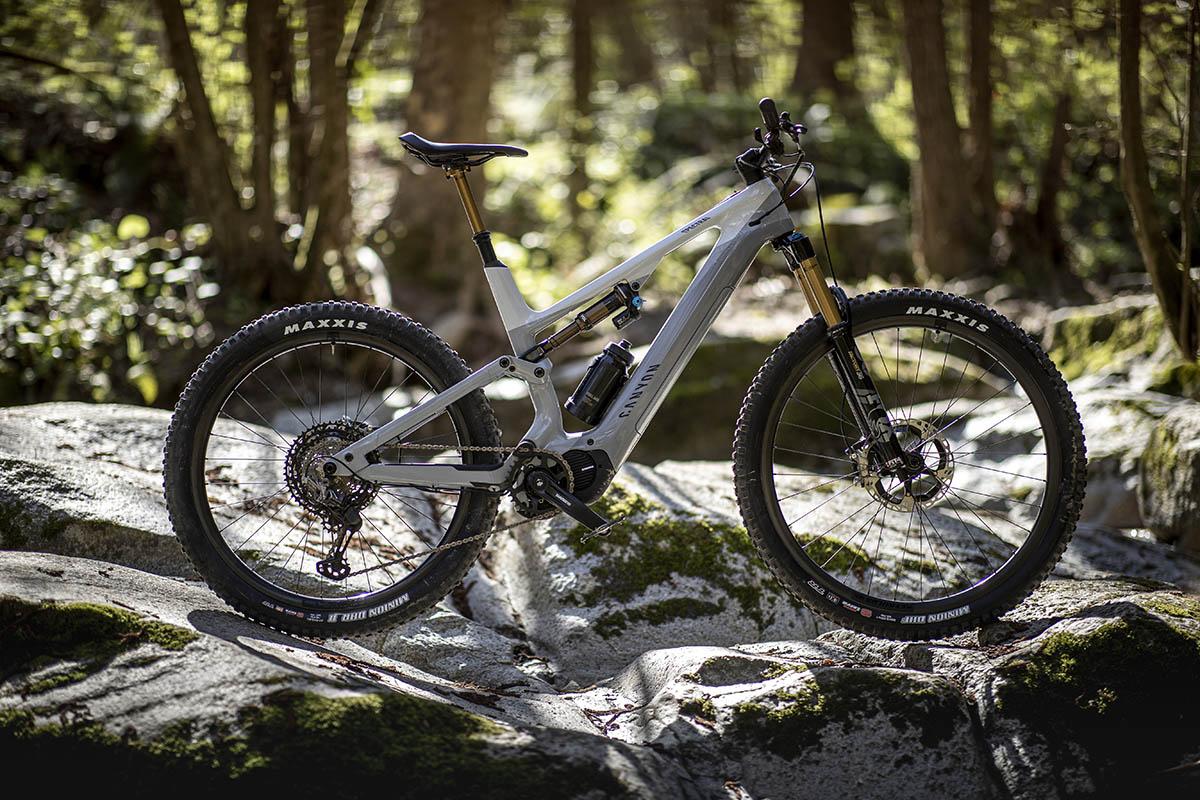 Primeras pedaladas: nueva Canyon Spectral:ON
