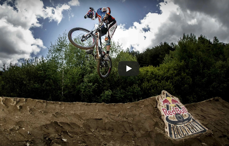 Enduro en La Pinilla: Red Bull Holy Bike 2014