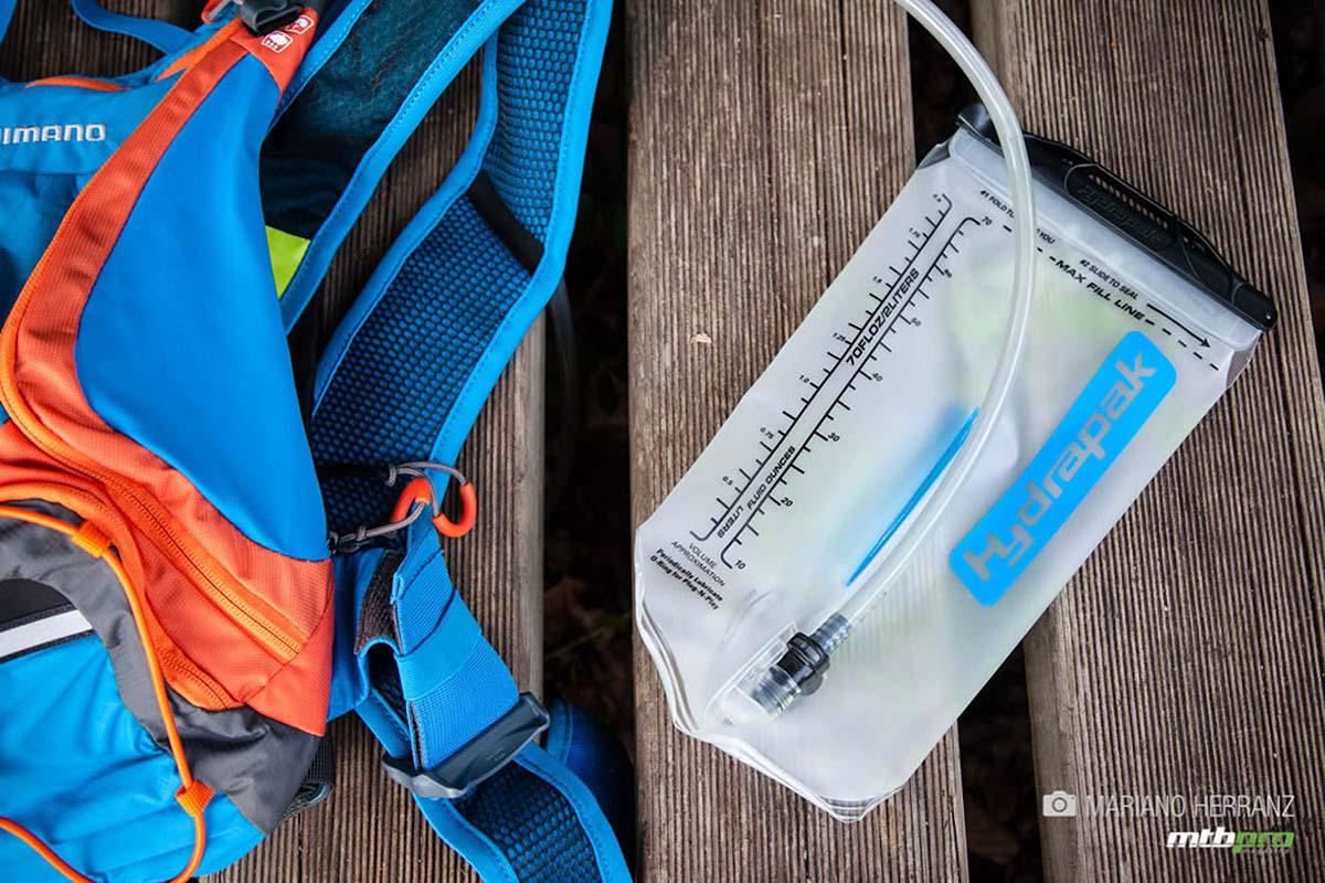 Trucos y consejos para limpiar la mochila de hidratación