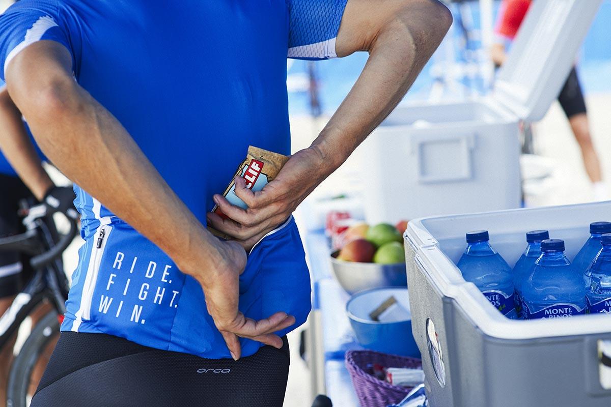 10 consejos de hidratación y nutrición en una salida de MTB