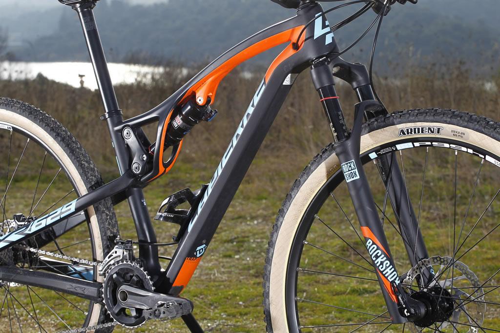Lapierre XR 629- detalle Cuadro