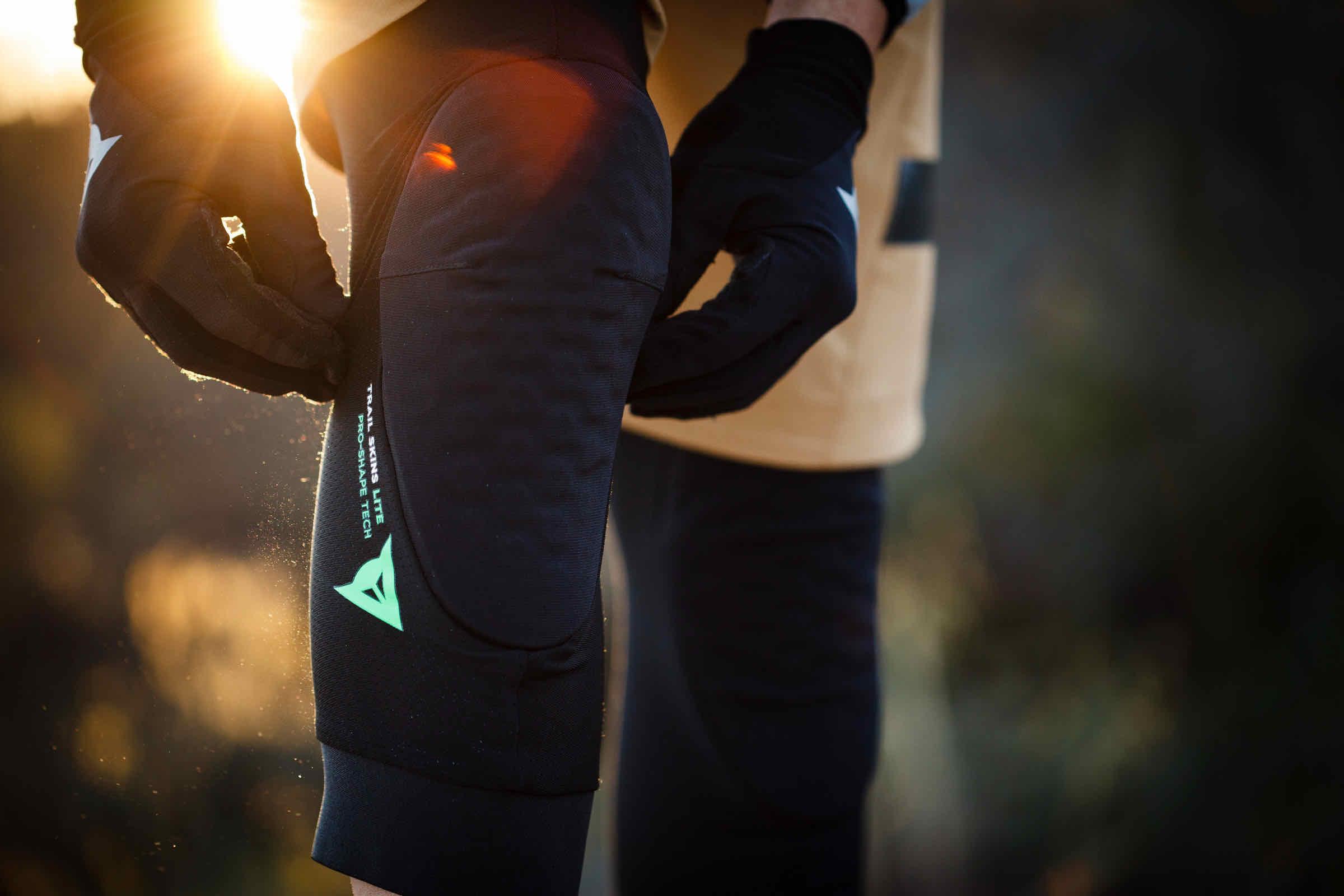 Rodilleras Dainese Trail Skins Lite