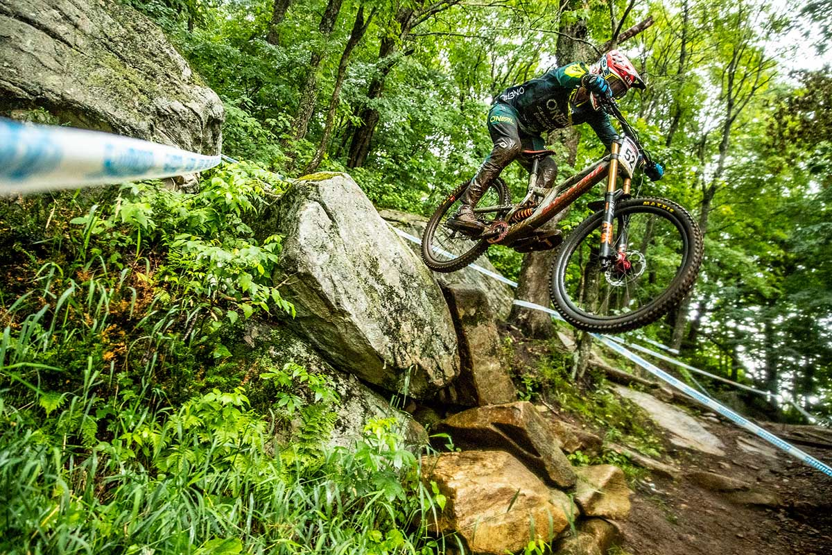 Las 4 técnicas que debes dominar con tu mountain bike