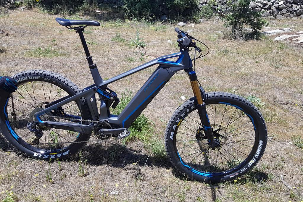 0bd7ebf60 Recorrido de suspensiones en e-bikes: el justo y necesario   MTB Pro