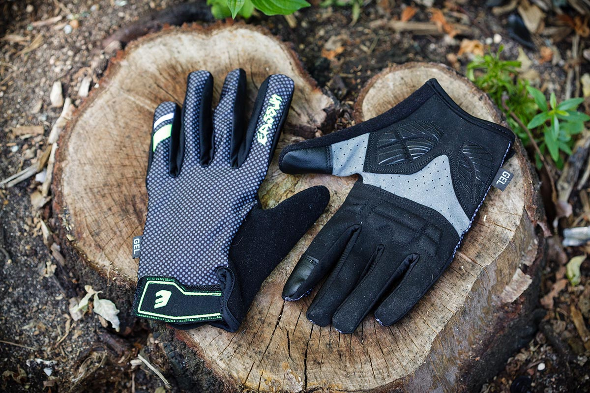 Eassun G10 guantes largos