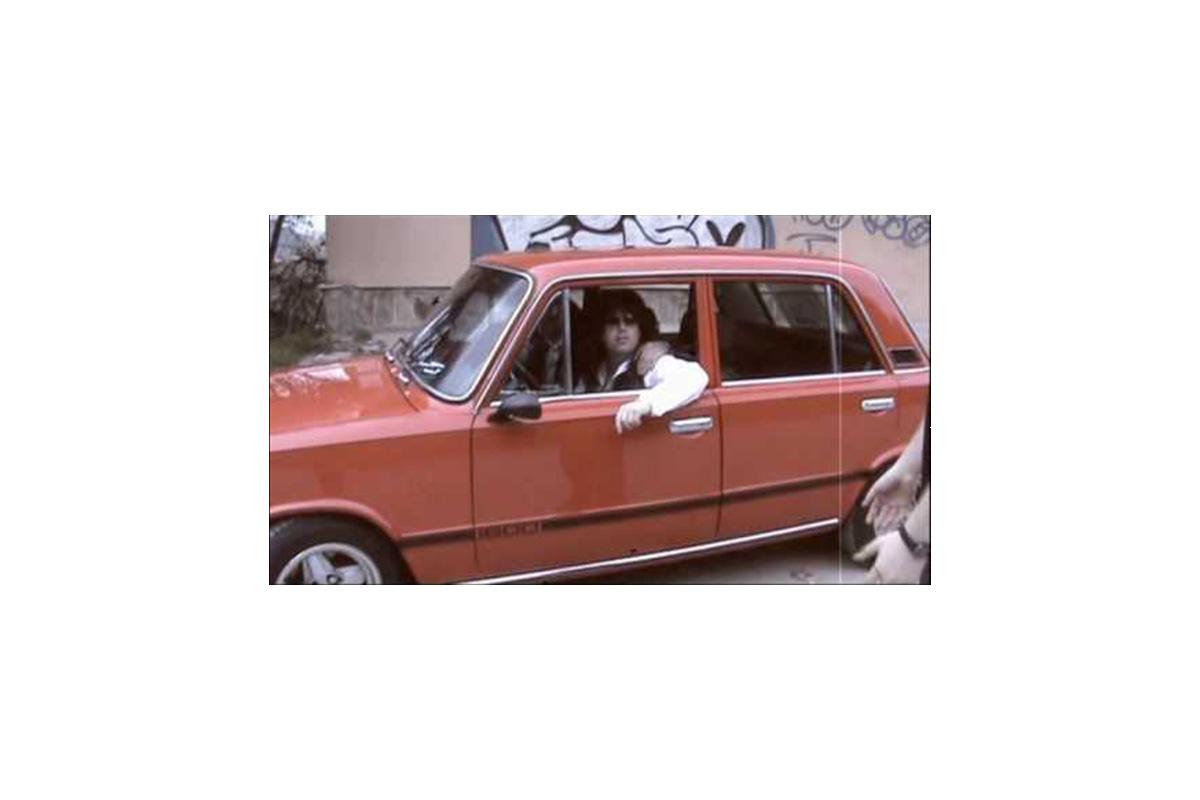 El Vaquilla y el SEAT 124 en los años 80