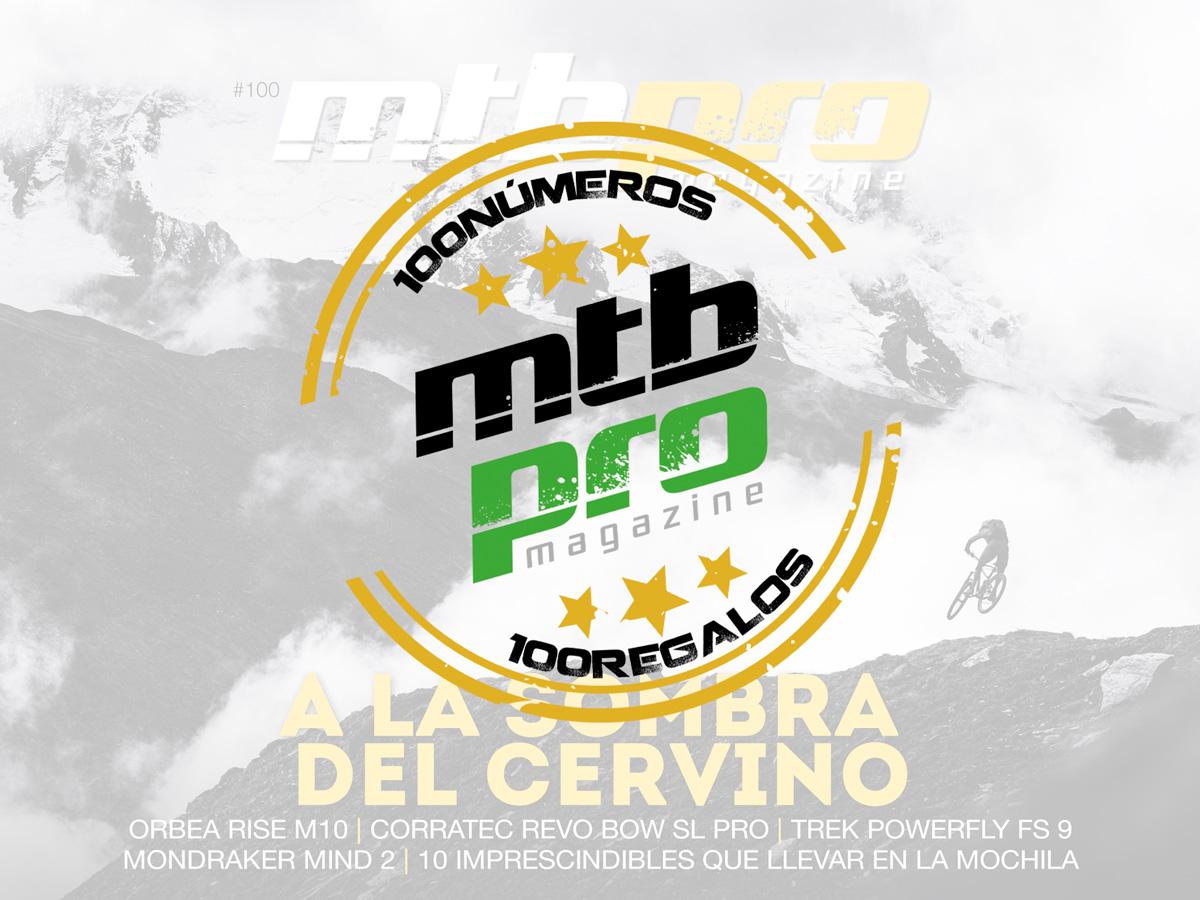 100 regalos para celebrar los 100 números de MTBpro