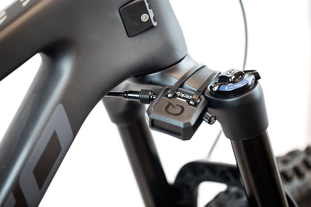 ShockWiz, el nuevo sensor para suspensiones de Sram