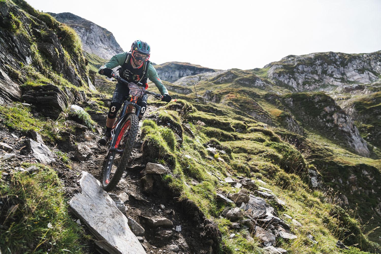 Trans-Nomad 2018, etapa 3: Rémy Absalon