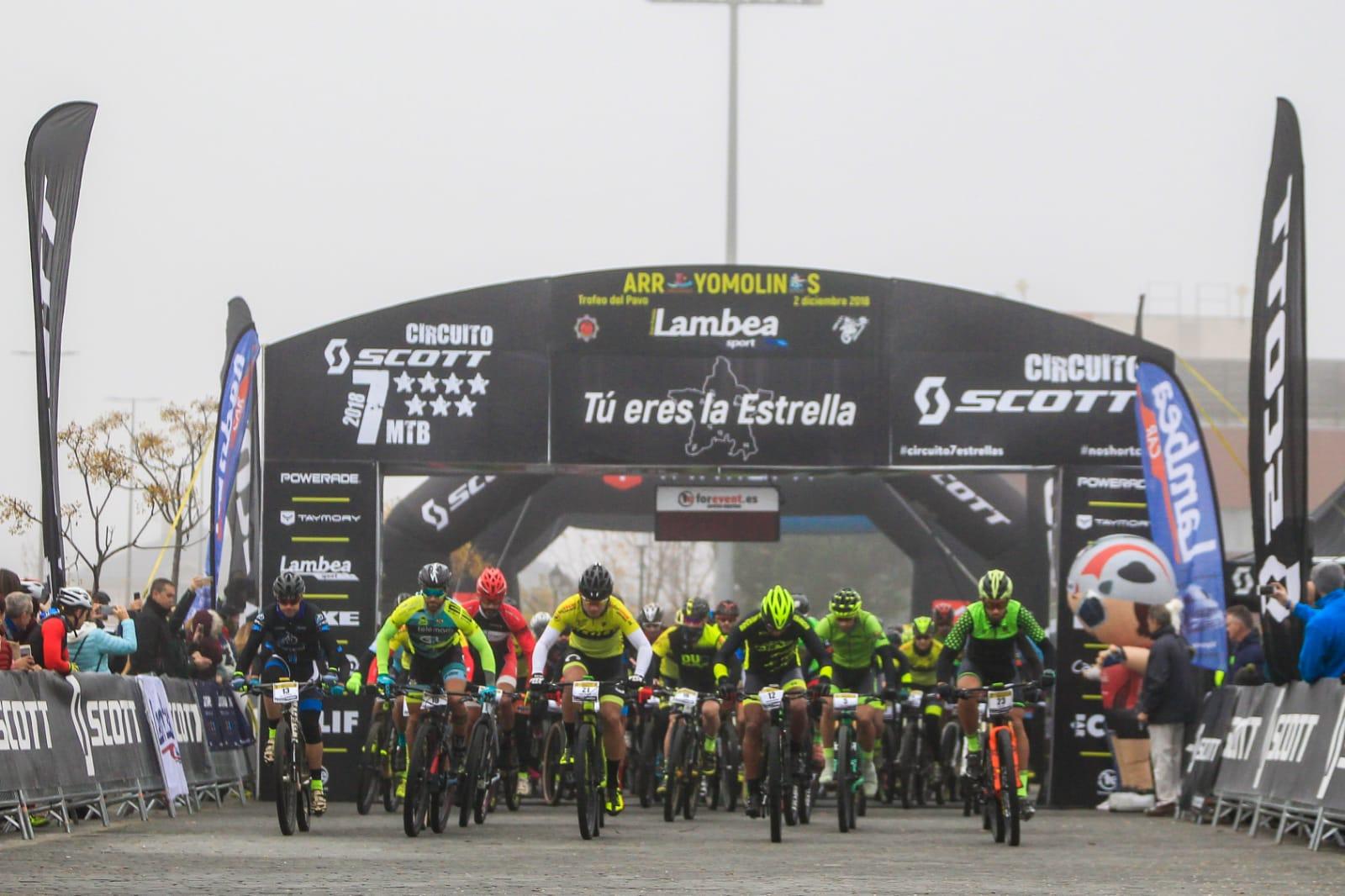 GP Lambea Sport en Arroyomolinos: una gran fiesta con cerca de 1.000 amantes del MTB