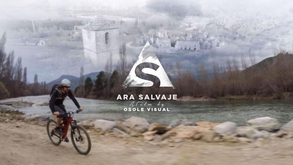 Ara Salvaje es el proyecto de una pelicula de MTB que espera participar en los más prestigiosos concursos cinematográficos.