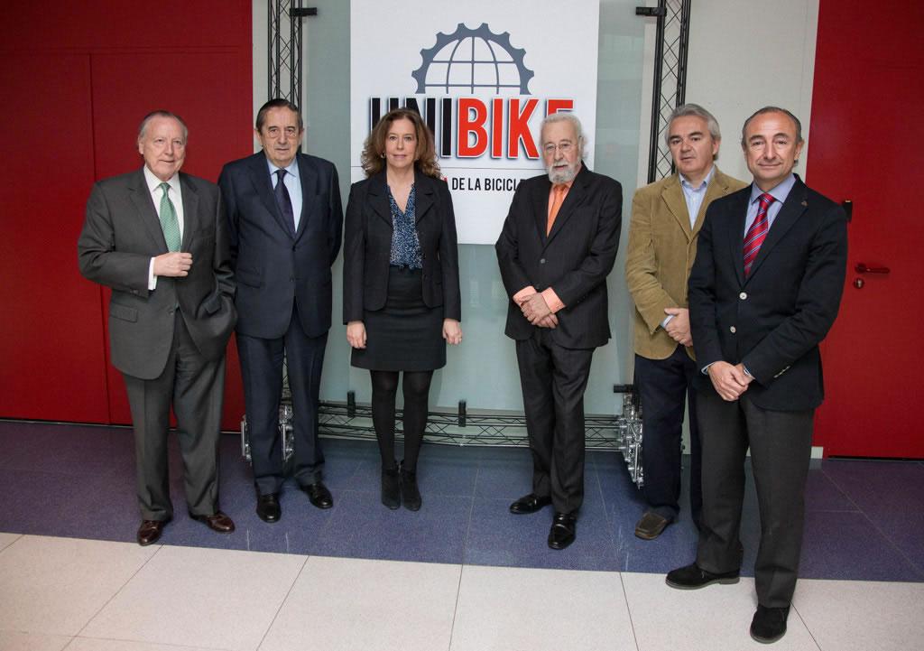 Presentación de UNIBIKE
