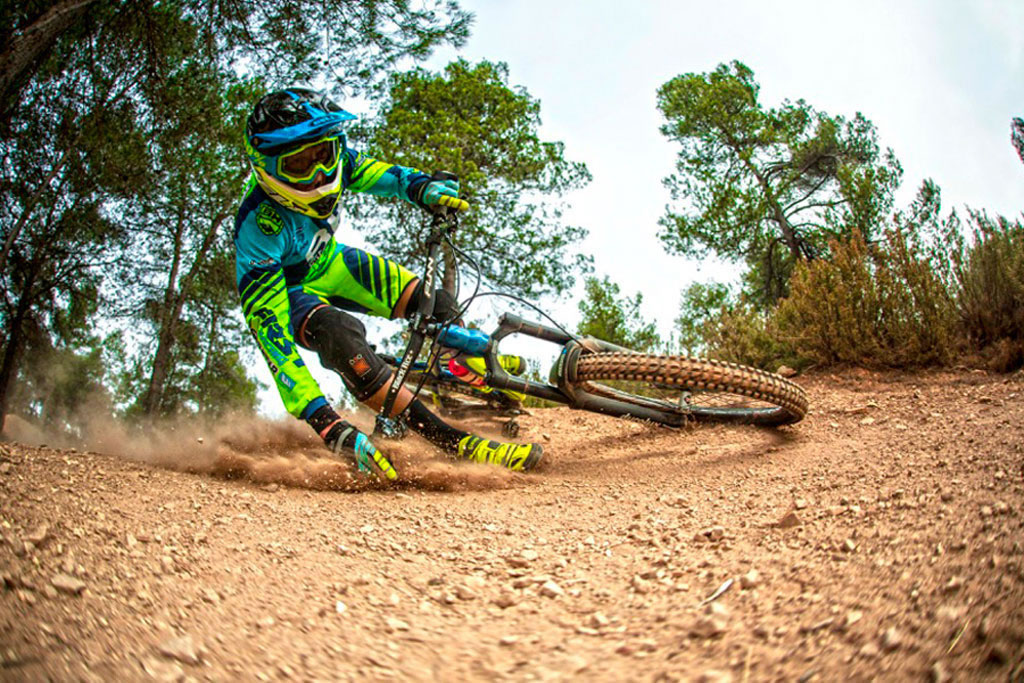 KArim Amour estará presente en la 2ª prueba de open de España de Enduro, Cannondale Big Ride powered by Rotor