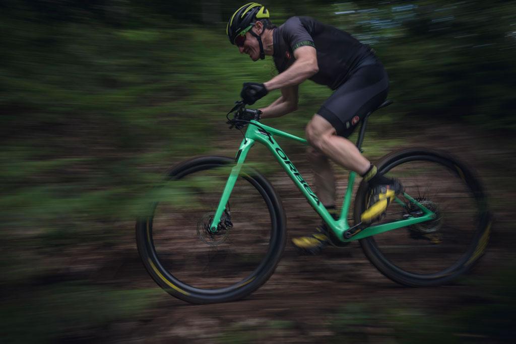 Orbea Alma, la bicicleta de XC de la marca española .