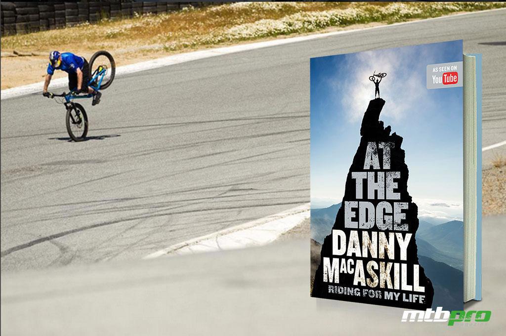 Danny MacAskill publica su autobiografía
