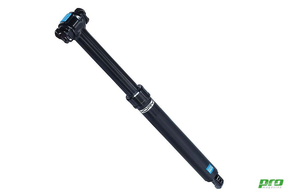 Nueva tija telescópica Koryak, de la marca PRO, presentada en Eurobike