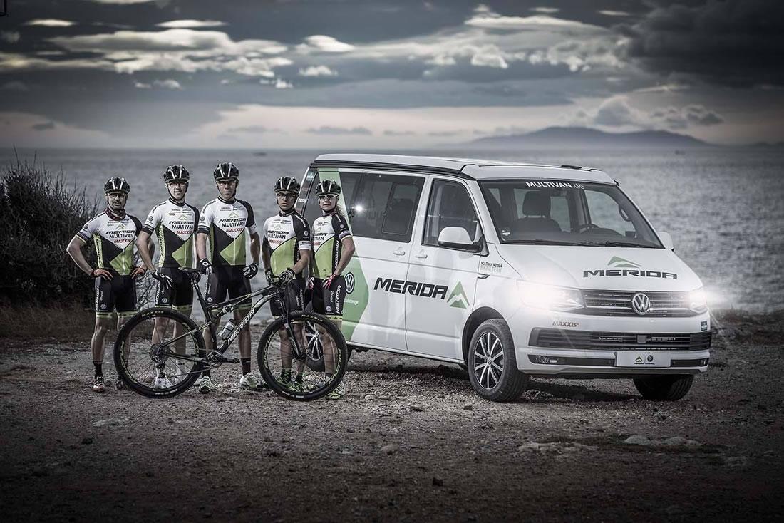 merida multivan biking team