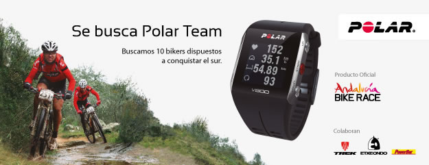 Polar Team Andalucía Bike Race
