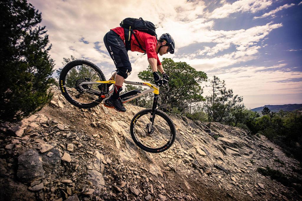 SRAM EX-1 la transmisión específica para bicicletas de montaña eléctricas