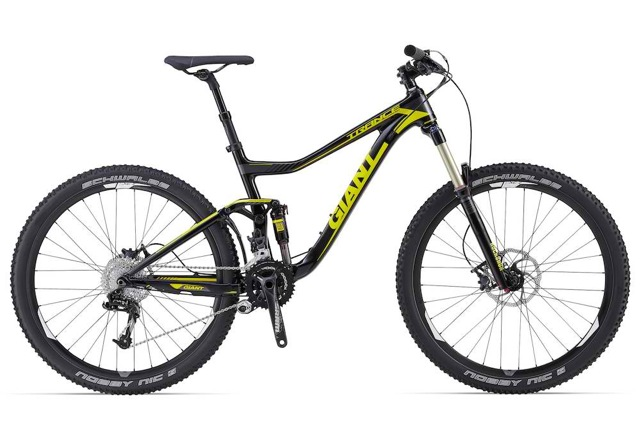 "Giant Trance Advanced 27,5"" 2014"