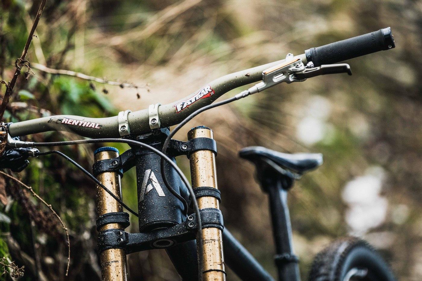 Atherton Bikes: La nueva marca de bicis de los hermanos Atherton