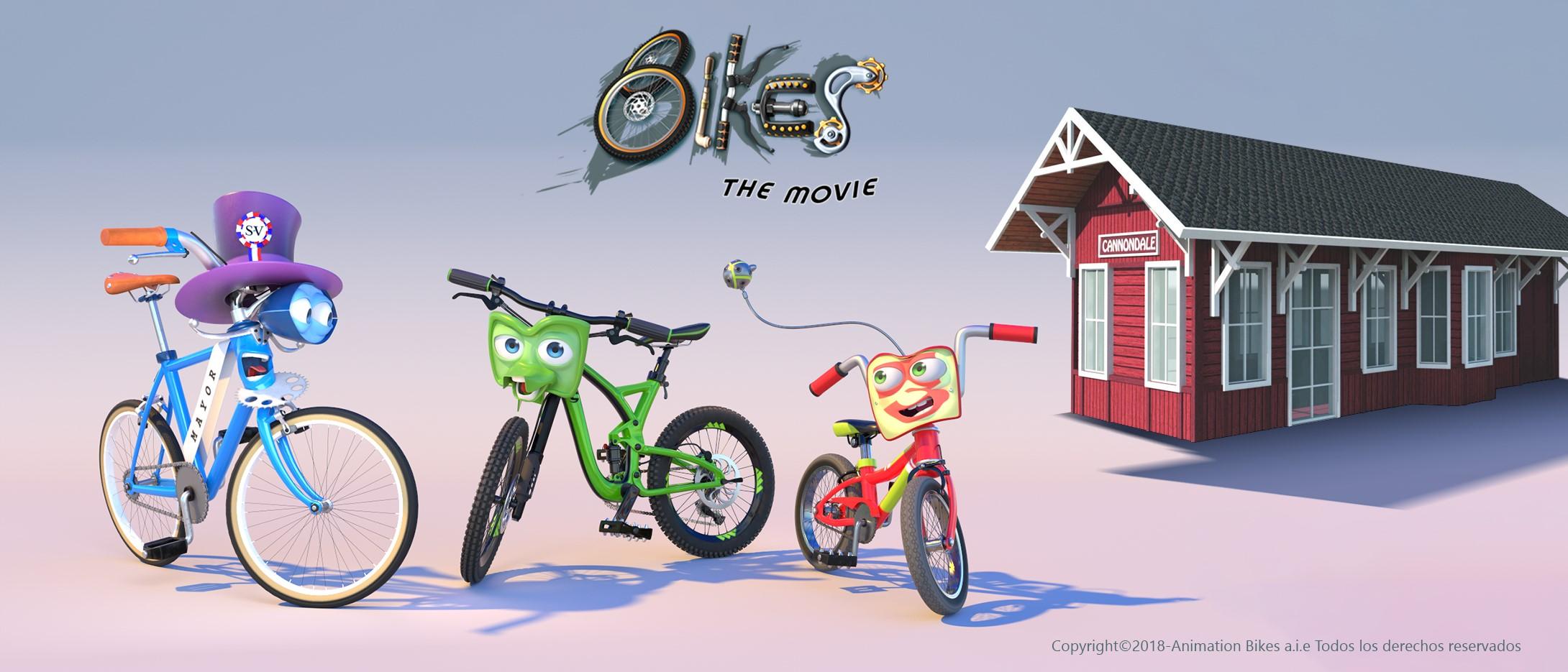 presentación Bikes
