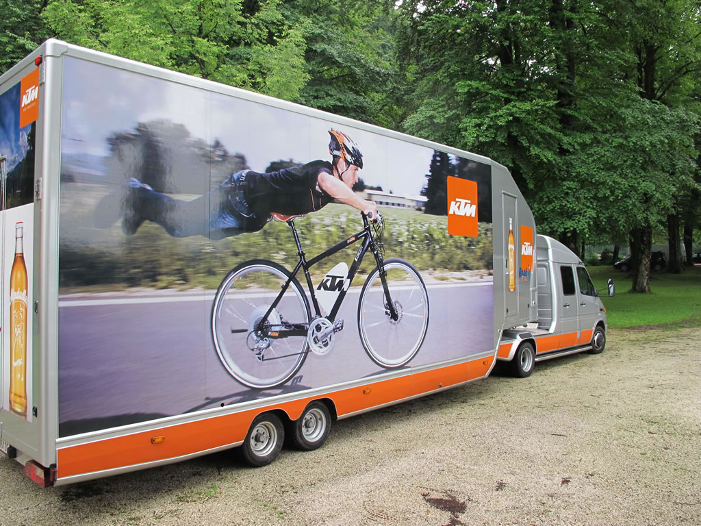 Presentación KTM 2014