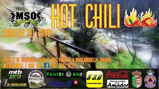 Carrera del Pavo Hot Chili XC