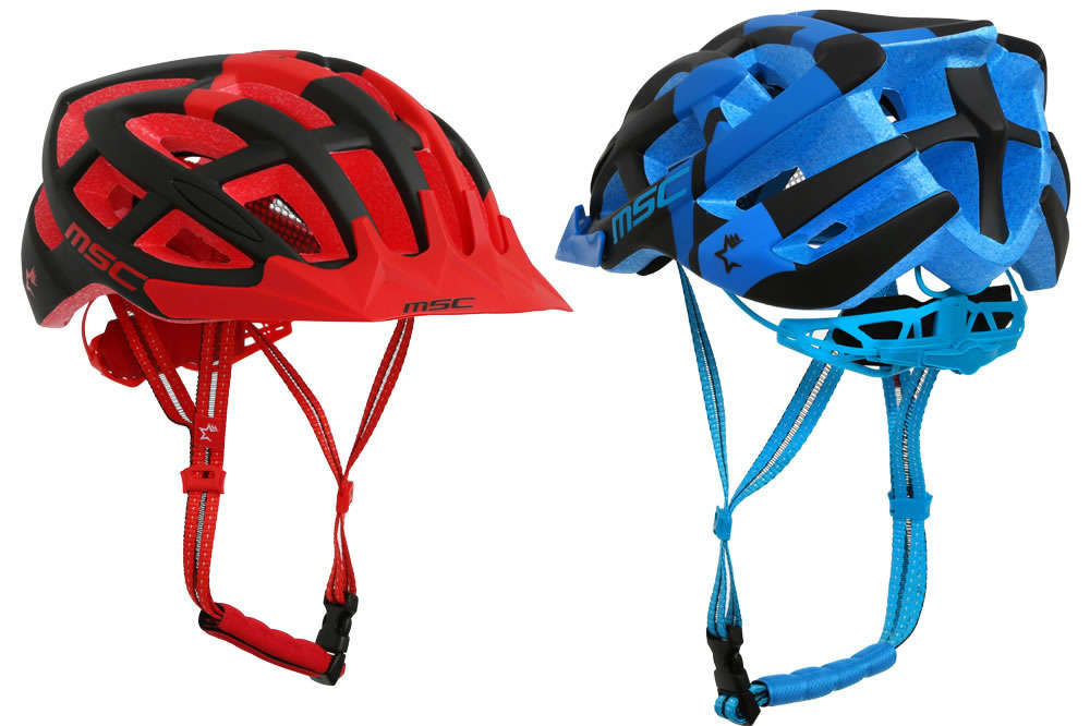 Casco MSC para Mountain Bike