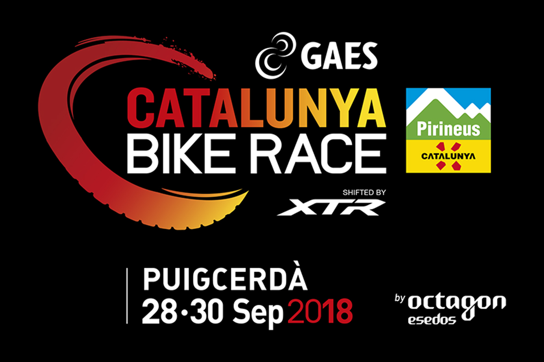 GAES Catalunya Bike Race 2018 shifted by XTR