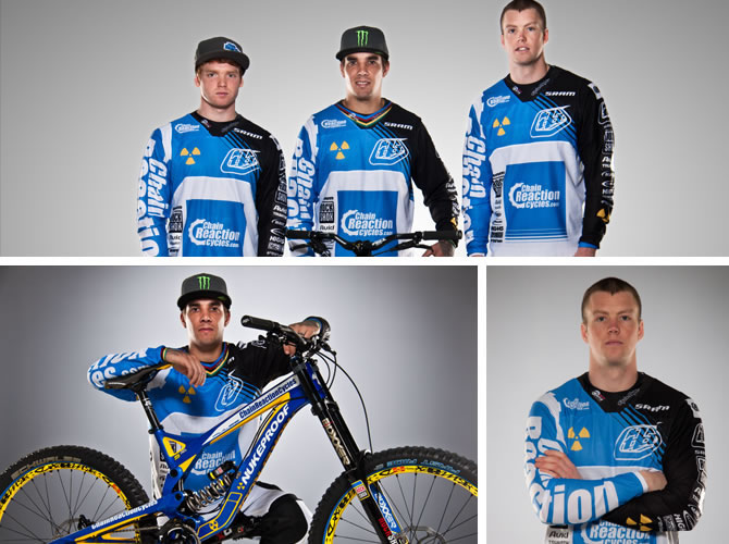 Equipo Chain Reaction