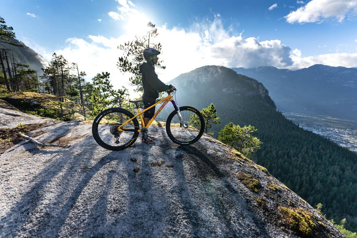 Santa Cruz actualiza su bici más polivalente; la Chameleon