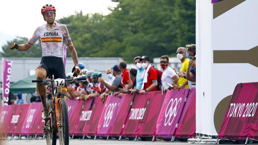 David Valero consigue la medalla de bronce en los Juegos Olímpicos de Tokyo 2020