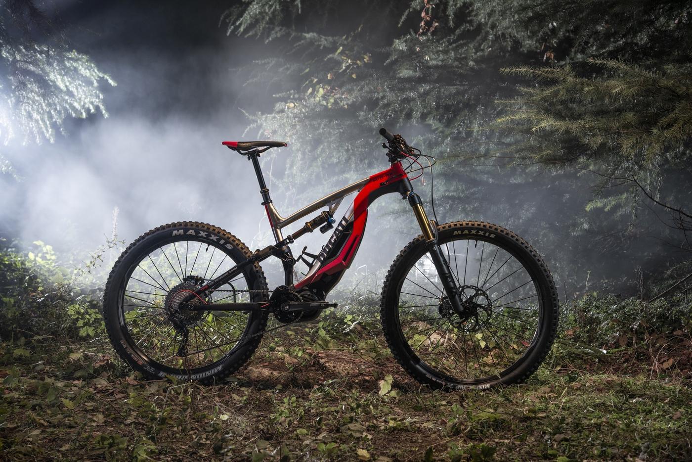 Ducati MIG-RR en MTBpro