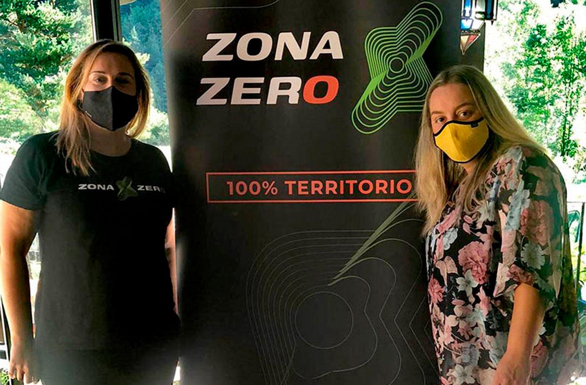 Zona Zero es mucho más que un Centro BTT: entrega EPIS a La Comarca de Sobrarbe